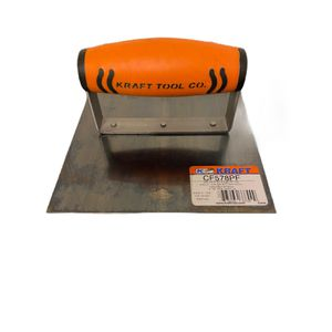 "KRAFT TOOL CF578 Blue Steel Edger w/Proform Handle 6"" x 6"" x 3/4"" NEW for Sale in Odessa, FL"