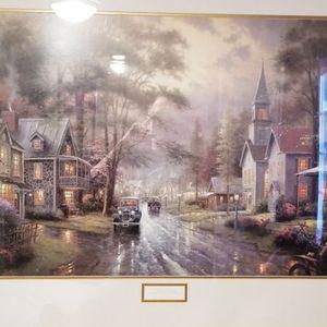 Thomas Kinkade Hometown Memories III for Sale in Fullerton, CA