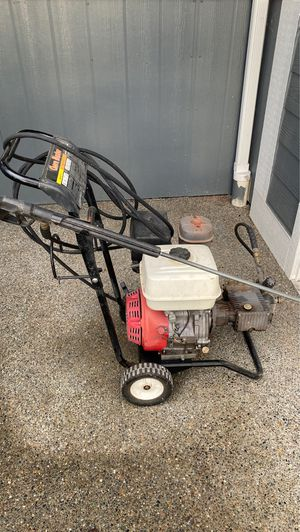 Honda pressure washer for Sale in Edgewood, WA