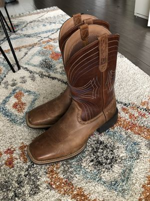 Men's ARIAT boots sz 10.5 for Sale in Houston, TX