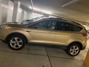 2014 Ford Escape. SE. Accident free, excellent condition. 40k miles. Always garaged and nearly kept for Sale in Arlington, VA