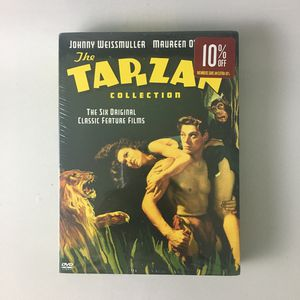 The Tarzan Collection 4 Disc Set NEW for Sale in Sarasota, FL