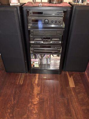 Stereo system. for Sale in La Mesa, CA