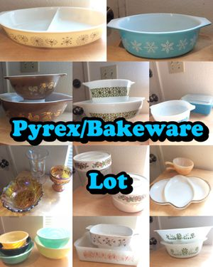 Pyrex and misc. bakeware lot! for Sale in Orange, CA