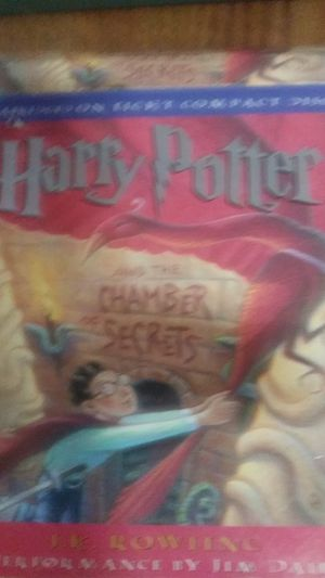 HARRY POTTER N THE CHAMBER OF SECRETS for Sale in Hesperia, CA