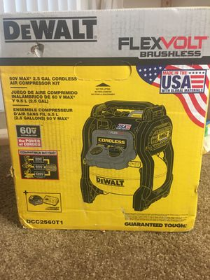 2.5 Gal Cordless Air Compressor Kit for Sale in Gresham, OR