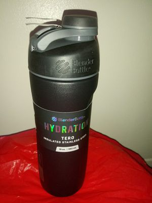 Blender Bottle Hydration Tero Shaker Bottle for Sale in Chicago, IL