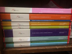 ATI nursing content mastery collection for Sale in Oceano, CA
