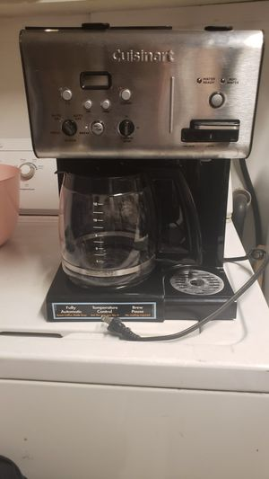 Cuisinart coffee maker works perfect for Sale in Anaheim, CA