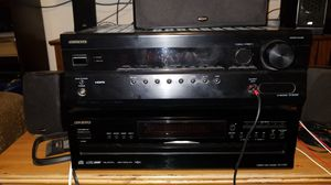 Onkyo home theater system for Sale in Phoenix, AZ