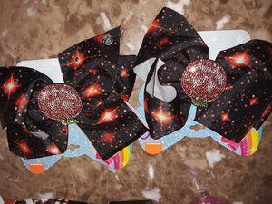 Jojo Siwa Halloween bows $5 each for Sale in San Antonio, TX