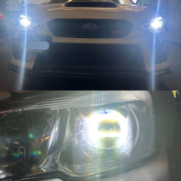 Led headlights all size led kits in stock