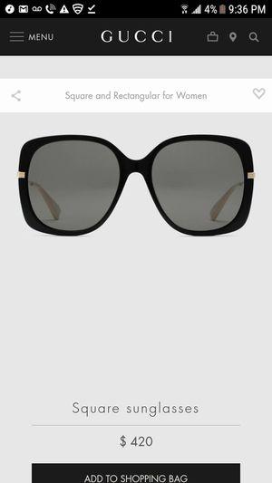 Gucci women's sunglasses for Sale in Anaheim, CA