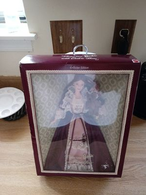 Victorian Barbie with Cedric Bear for Sale in Silver Spring, MD