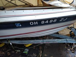 Boat for parts of easy to fix floor for Sale in Cleveland, OH