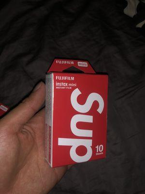 Supreme Fujifilm instax Mini for Sale in Las Vegas, NV