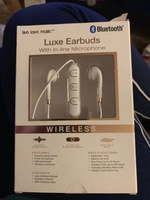 Blue tooth headphones for Sale in Lauderhill, FL