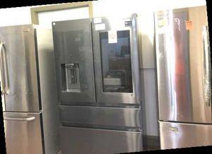 Refrigerator liquidation 37J4 for Sale in Houston, TX