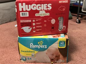 Diaper Bundle!!! for Sale in Decatur, GA