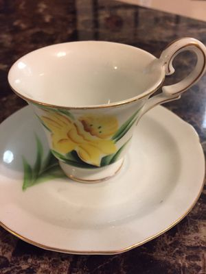 Vintage teacup for Sale in Rancho Cucamonga, CA