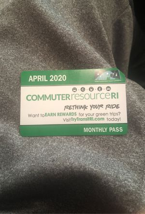 April buss pass for Sale in Providence, RI