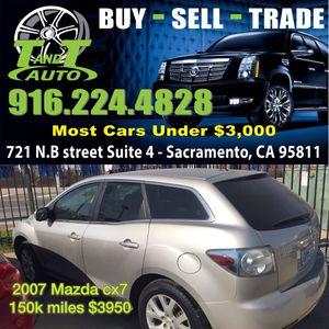 2007 Mazda CX-7 for Sale in Sacremento, CA
