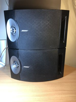 Pair BOSE 201 V Bookshelf Speakers for Sale in Bethesda, MD
