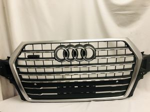 2016 2017 2018 AUDI Q7 GRILLE/OEM for Sale in Boring, OR