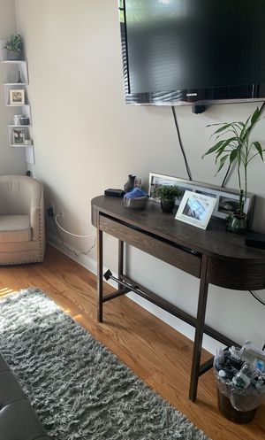 Console Table w/ drawer for Sale in Montclair, NJ
