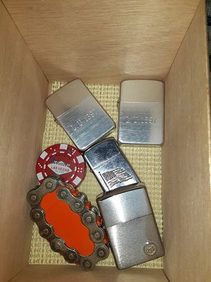 6 lighters for Sale in Penn, PA