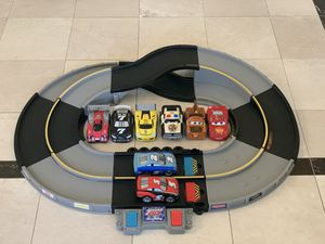 Fisher Price Snap and Go Speedway Track for Sale in Laguna Hills, CA