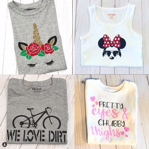 Kids clothing / Adult clothing Custom T-shirts for Sale in San Jose, CA