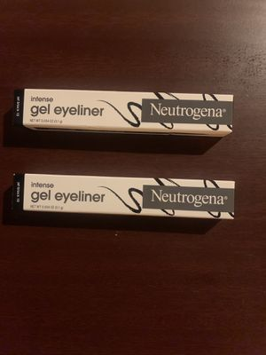 New! Gel eyeliner jet black pickup near Belmont and Cicero 3 each or both for 5 for Sale in Chicago, IL