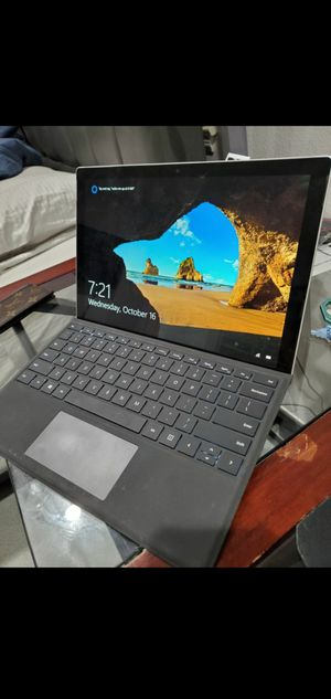 Microsoft Surface Pro 6 Platinum 16GB RAM 1TB SSD for Sale in Artesia, CA