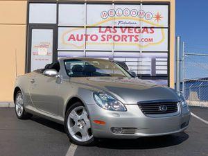 2005 Lexus SC 430 for Sale in Las Vegas, NV