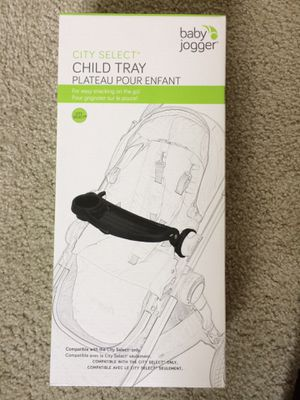 Brand new- Baby jogger child tray for Sale in Battle Ground, WA