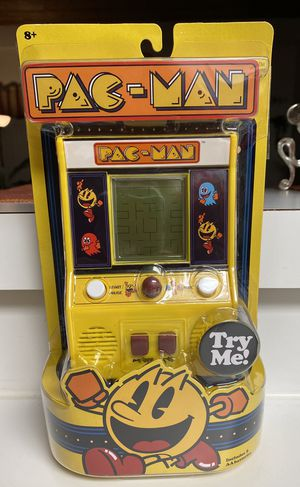 PAC-Man Handheld Arcade Game for Sale in Haines City, FL