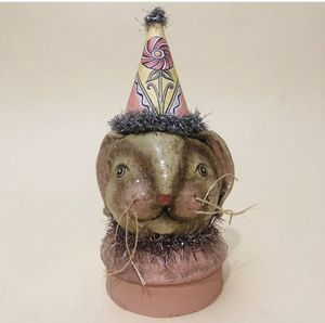 "Johanna Parker Bethany Lowe Easter Bunny Rabbit Party Hat 8"" 2008 for Sale in Tenino, WA"