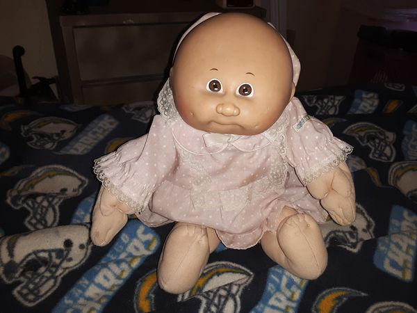 Cabbage patch doll made in 1978.