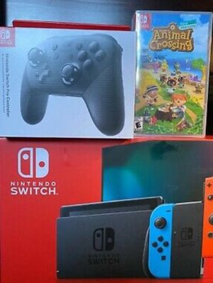 Nintendo switch (Cashapp only) for Sale in Castro Valley, CA