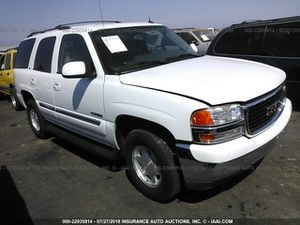 gmc yukon PARTS ONLY for Sale in Philadelphia, PA
