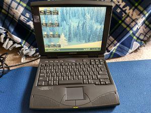 Vintage Compaq Armada 1590DMT Retro Laptop for Sale in Puyallup, WA