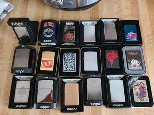 New zippo lighters for Sale in MONARCH BAY, CA