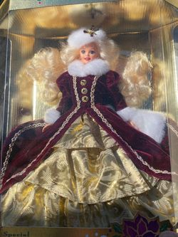 Barbie Holiday LIMITED EDITION VERY RARE for Sale in San Bruno,  CA