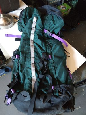 Backpacking pack, 75L for Sale in San Diego, CA