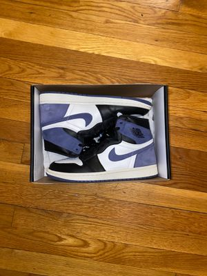 "Air Jordan 1 ""Blue Moon"" Size 8.5 for Sale in Chelsea, MA"