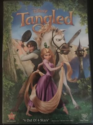 Tangled original movie for Sale in Palm Springs, CA
