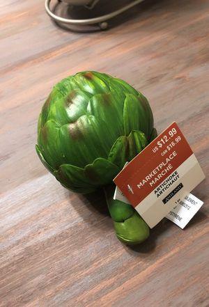 Fake plant/flower (artichoke) for Sale in Laurel, MD