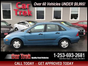 2001 Ford Focus for Sale in Puyallup, WA