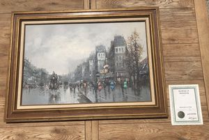 Original oil painting for Sale in Rockford, MI